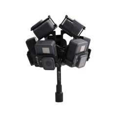 L750 360VR Panoramic Rig For GoPro Hero5/6