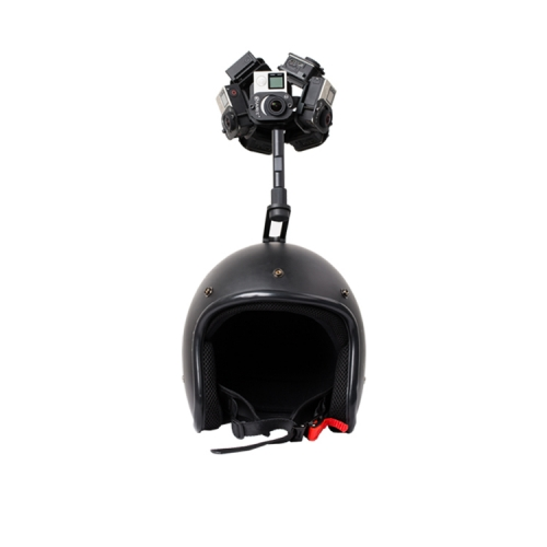H170S 360VR Panoramic Rig For Helmet