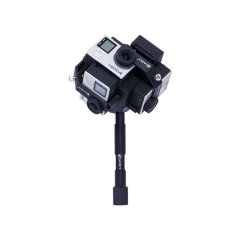 L610 360 Panoramic Rig For 6 GoPro