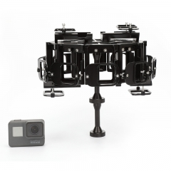 PG5-14 360VR Panoramic Rig For GoPro Hero5/6