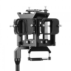 PG5-7 360VR Panoramic Rig For GoPro Hero5/6