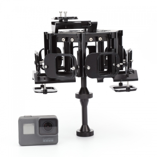 PG5-10S 360VR Panoramic Rig For GoPro Hero5/6