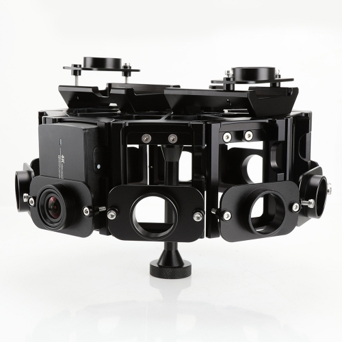 PGY-12 360VR Panoramic Rig For YI 4K action camera