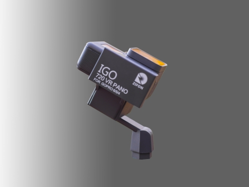 iGo 720VR Pano Rig For GoPro Hero6/5/4/3