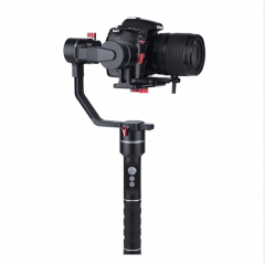 MD1 3-axis Stabilizer Gimbal For DSLR w/Dual Handle Bar