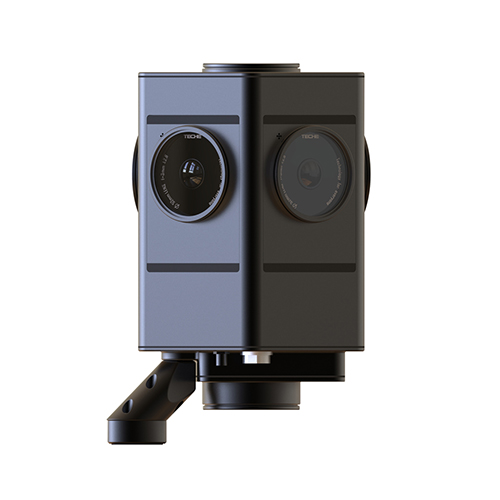 Industrial-grade Teche TE720 PRO 360VR Camera (5+2)