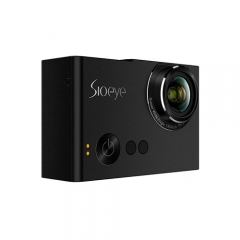Sioeye IRIS 4G V3 - 4K Live Streaming Action Camera