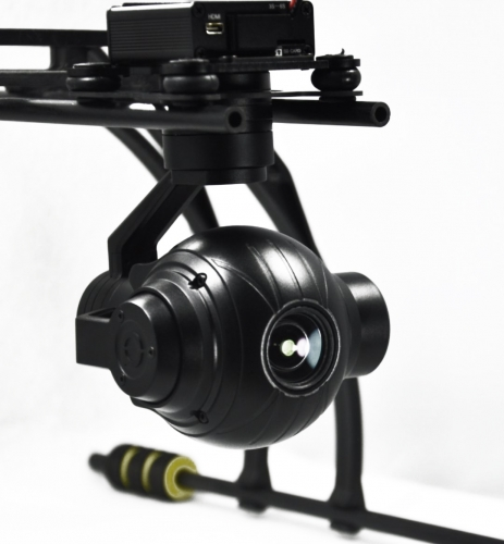 PZ10F 10x Optical Zoom Camera Gimbal