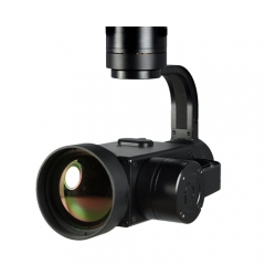 PZIR-50 Thermal Camera Gimbal w/ Auto Object Tracking