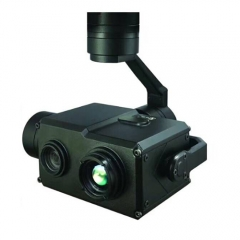 PZ10TIR-MINI 10x Dual Sensor IR-EO Optical Zoom Camera Gimbal