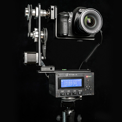 INK720 Motorized Panoramic Gimbal For DSLR/Mirrorless Cameras